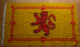 Scotland Lion Large Country Flag - 3' x 2'.